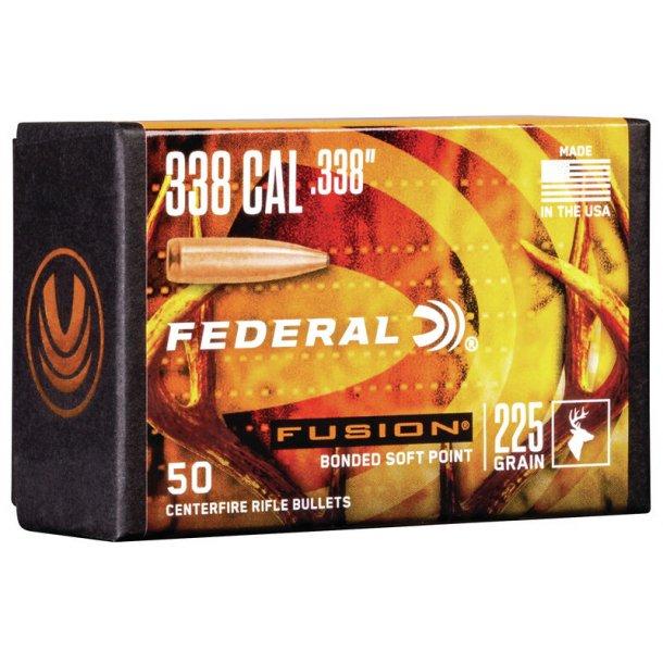 Federal - Fusion  - .338 - 225grain - 50 stk.