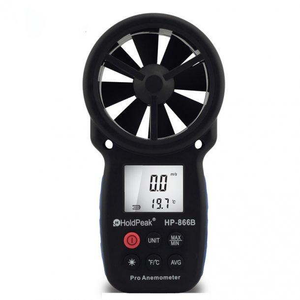 HoldPeak HP-866B - Pro Anemometer