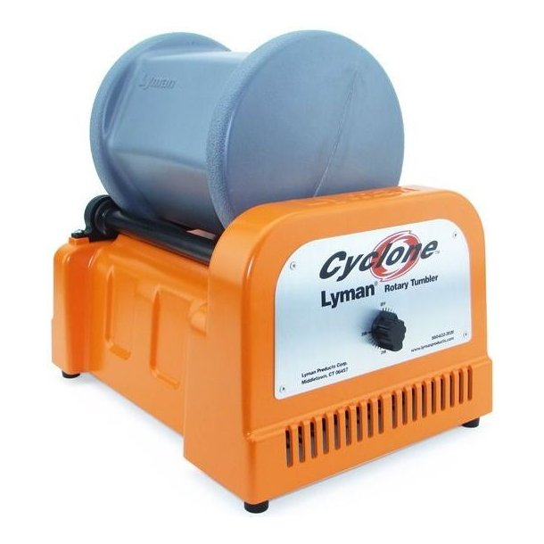Lyman Cyclone Rotary Tumbler - 7 liter