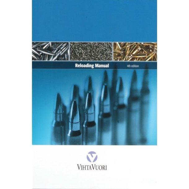 Vihtavouri Reloading Manual